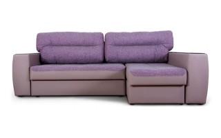 Угловой диван «Валенсия» с оттоманкой