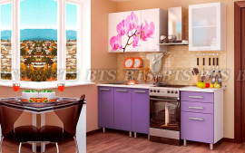 "Кухня ""Орхидея"""