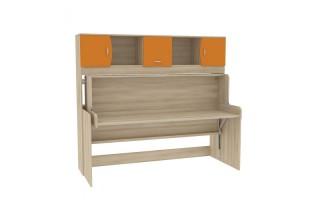 """Кровать-чердак со столом """"Ника 427-Т"""""""
