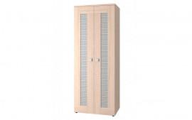 Шкаф для платья и белья 2х дв. ИД 01.65