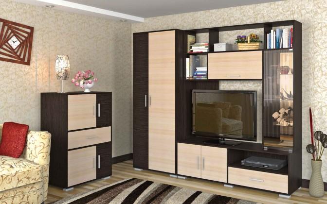 """Модульная гостиная """"Домино 7"""""""