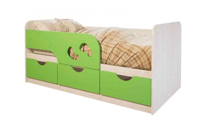 """Детская кровать Минима """"Лего"""""""