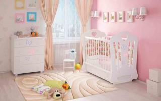 """Кроватка детская """"Шарлотта - 2"""""""