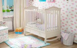 """Кроватка детская """"Велла - 3"""""""
