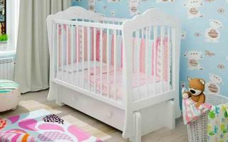 """Кроватка детская """"Амалия 3"""""""