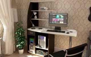 """Компьютерный стол """"Скай"""""""