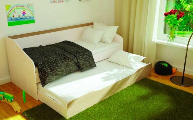 """Кровать с ящиком """"Паскаль"""""""