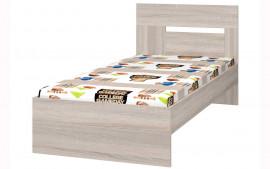 """Кровать 900 с настилом """"Хэппи"""""""