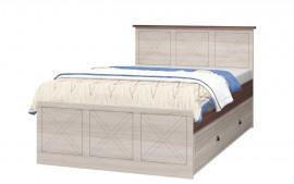 """Кровать 1200 с настилом """"Калипсо"""""""
