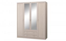 "Шкаф 4-х дверный с зеркалом ""Верона"""