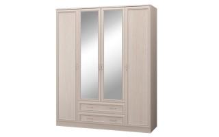"Шкаф 4-х дверный (с зеркалом) ""Верона"""