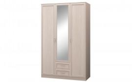 """Шкаф 3-х дверный с ящиками с зеркалом """"Верона"""""""