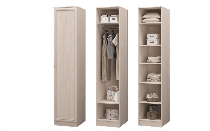 """Шкаф 1 дверный для платья и белья """"Верона"""""""