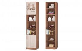 """Шкаф для книг с 2 дверками """"Вояж"""""""