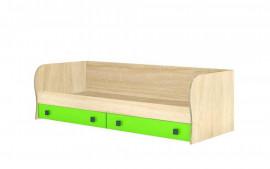 """Кровать с ящиком """"Колибри"""""""