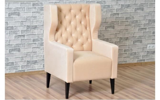 Кресло «Холли Хант» пикованный