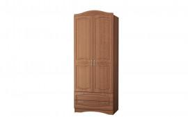 """Шкаф 2-х дверный с ящ. """"Виола 2 Браун"""""""