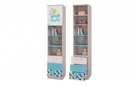 """Шкаф для книг с ящиками и дверкой """"Джимми"""""""