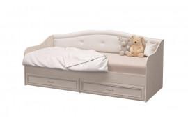 """Кровать-софа одинарная с 2-мя ящиками """"Верона"""""""