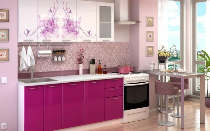 """Кухня """"Нежность"""" 2м"""