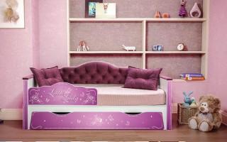 """Детская кровать """"Алиса"""""""