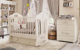 """Кроватка детская """"Шарлотта 3"""""""