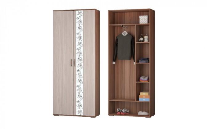 """Шкаф для платья и белья """"Адажио"""""""
