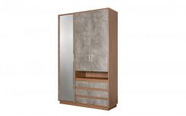 """Шкаф для одежды """"Леон"""" 10.72"""