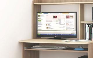 """Компьютерный стол """"Грета 2"""""""