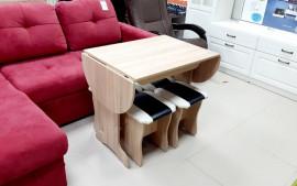"""Набор """"Виола"""" стол + 4 стула"""