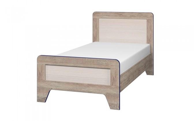 """Кровать 900 с настилом """"Тайм"""""""