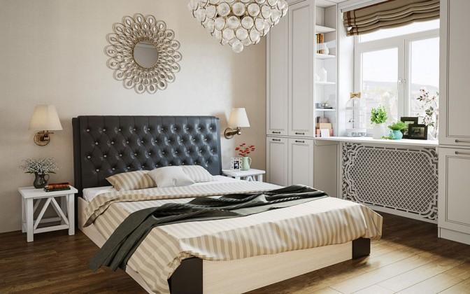 Кровать Прима ЛДСП