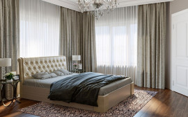 Кровать Дженни ЛДСП