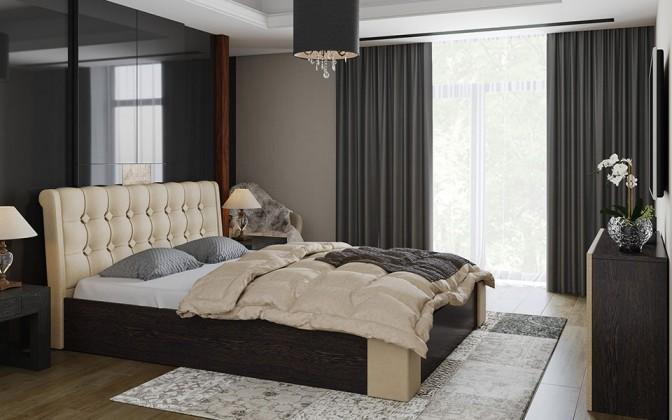 Кровать Лагуна ЛДСП