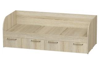 Кровать с ящиками КР-01 Сенди