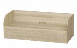 Кровать одинарная с подъемным механизмом КРП-01 Сенди