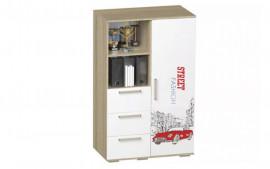 Шкаф многофункциональный ШК-10 Сенди (Girl)