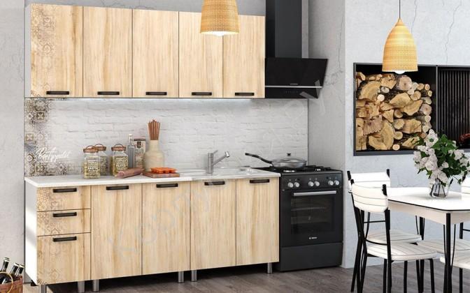 Кухня Bon Apprtit Клен Медовый 2.0