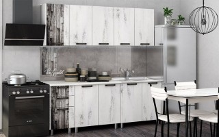 Кухня Bon Apprtit Дуб Винтаж 2.0